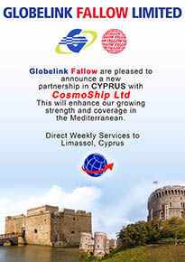 Partnership in Cyprus with CosmoShip Ltd