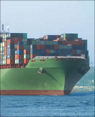 Global Logistics Banner